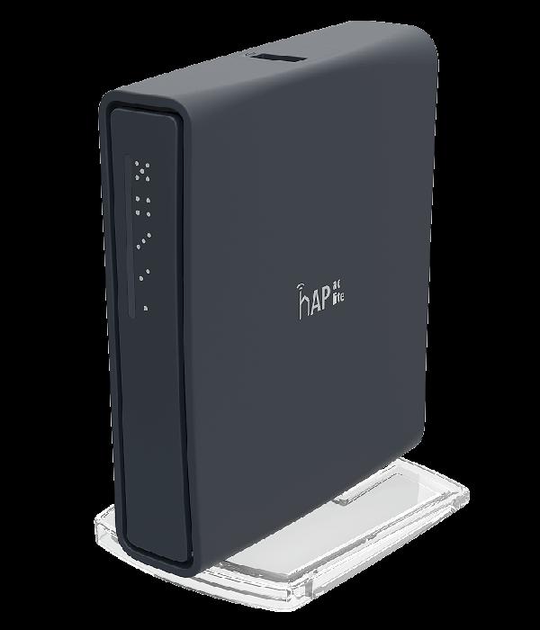 Mikrotik hAP ac lite tower - Беспроводной маршрутизатор, Точка доступа