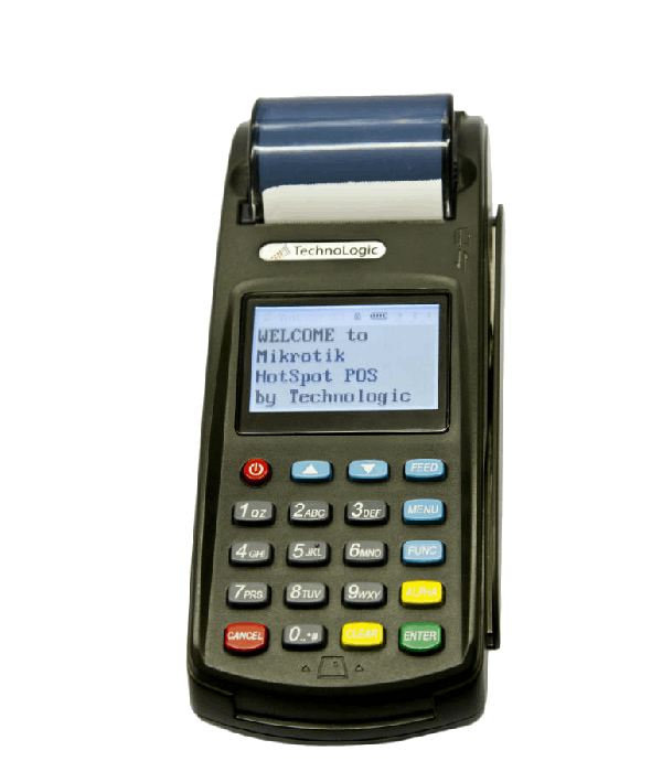 Mikrotik HotSpot Ticket Printer -