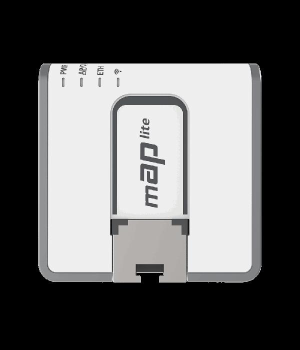 Mikrotik mAP lite - Беспроводной маршрутизатор, Точка доступа