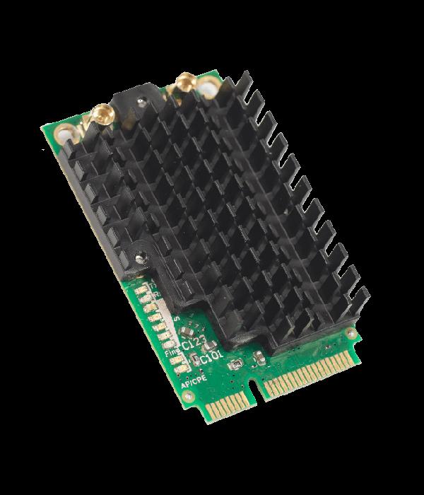 Mikrotik R11e-5HacD - miniPCI Карты