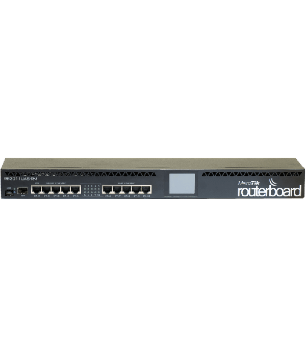Mikrotik RB2011UAS-RM - Маршрутизатор SOHO