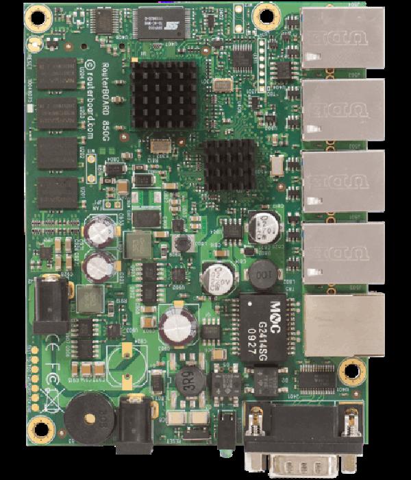 Mikrotik RB850Gx2 - Материнские платы для маршрутизаторов