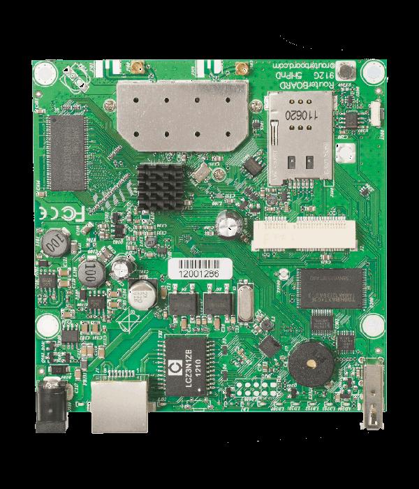 Mikrotik RB912UAG-2HPnD - Материнские платы для маршрутизаторов