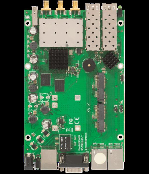 Mikrotik RB953GS-5HnT - Материнские платы для маршрутизаторов