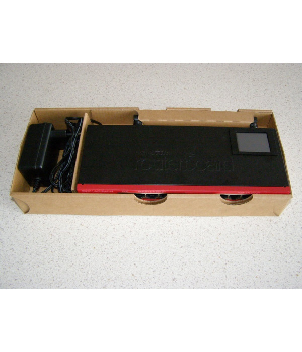 Mikrotik RB2011UiAS-2HnD-IN - Беспроводной маршрутизатор, Точка доступа