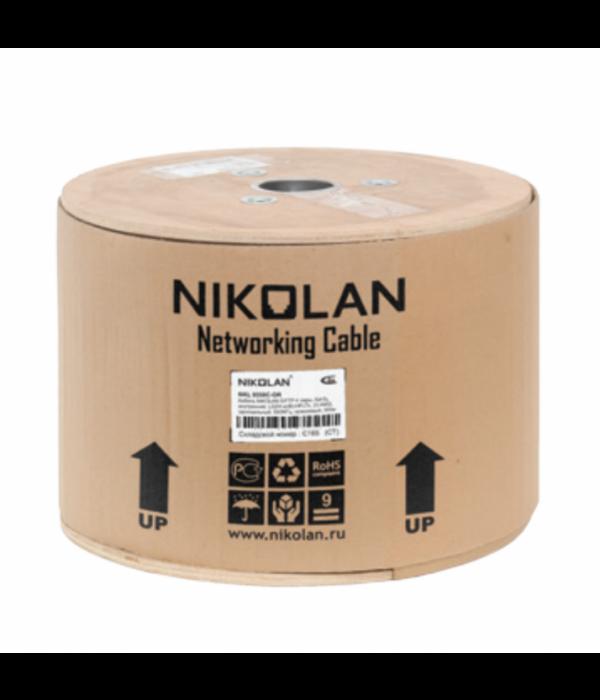 Nikomax Nikolan 4740B-BK - LAN Кабель