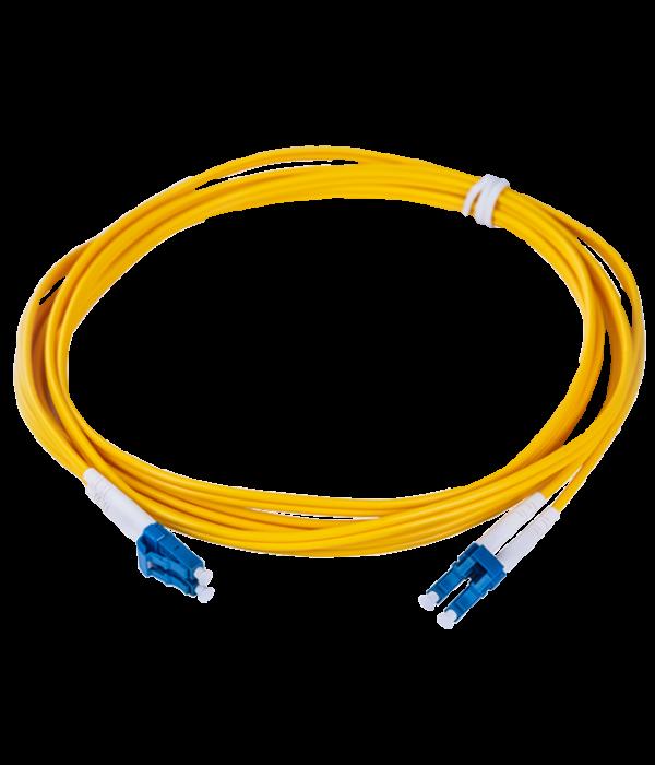 Патч-корд duplex SUPRLAN LC/UPC-LC/UPC 1м - Патчкорд оптический