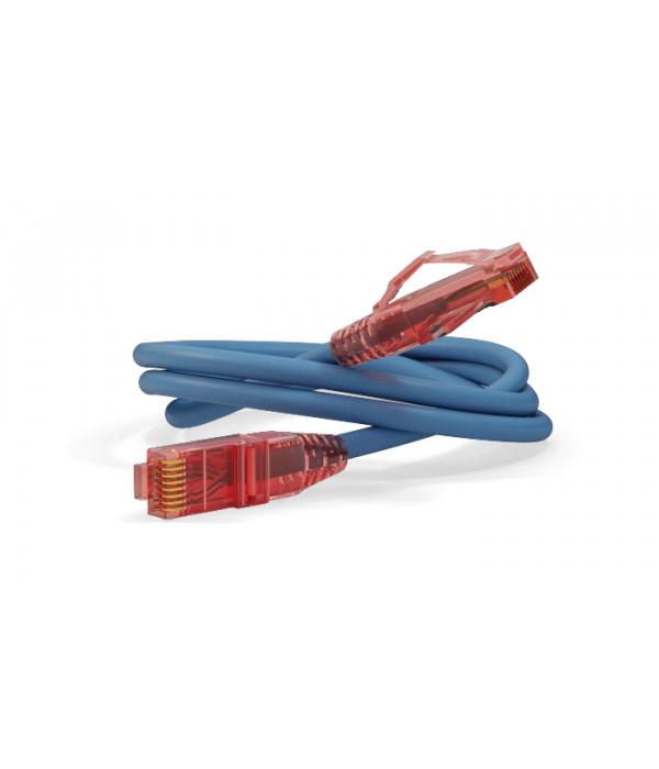 Hyperline PC-LPM-UTP-RJ45-RJ45-C5e-2M-LSZH-BL - Патчкорд медный