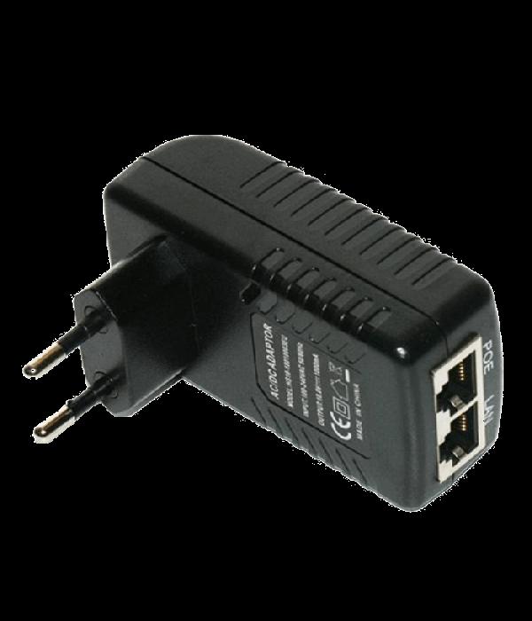 Блок питания Ethernet Adapter with POE 24V 1 A (Passive PoE) - Блок питания