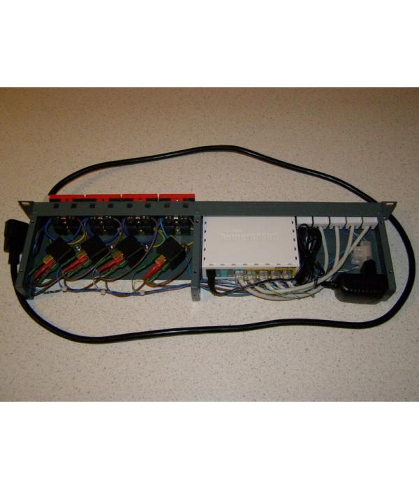 Система управления питанием 220V - Блок питания