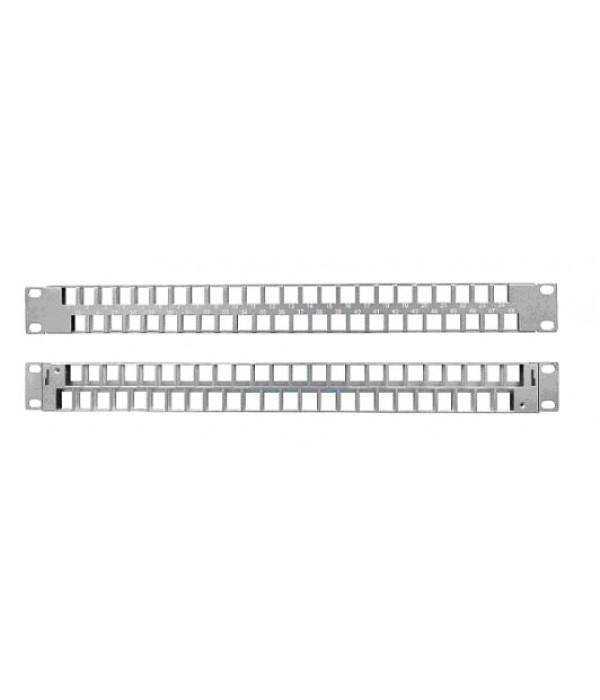 Hyperline PPBLHD-19-48S-SH-RM - Патч-панель