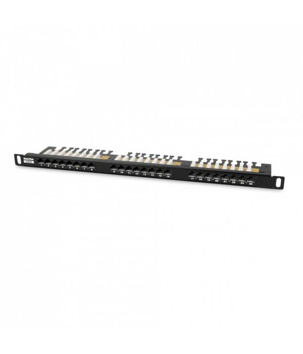 Hyperline PPHD-19-24-8P8C-C6-110D - Патч-панель