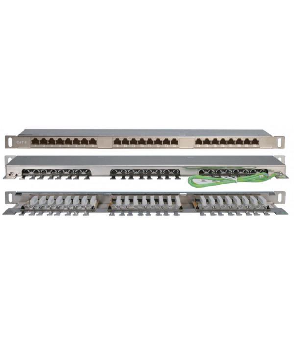 Hyperline PPHD-19-24-8P8C-C6-SH-110D - Патч-панель
