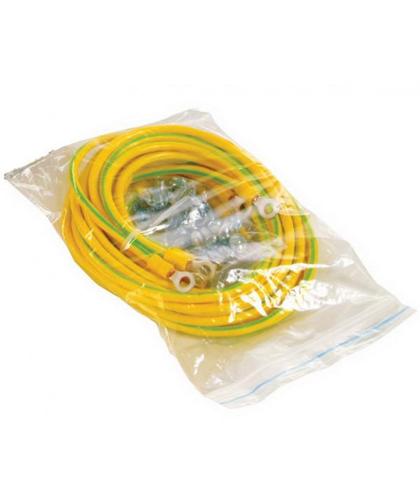 ЦМО Комплект проводов заземления для шкафа ШРН, универсальный (ПЗ-ШРН) - Аксессуар для коммуникационных шкафов