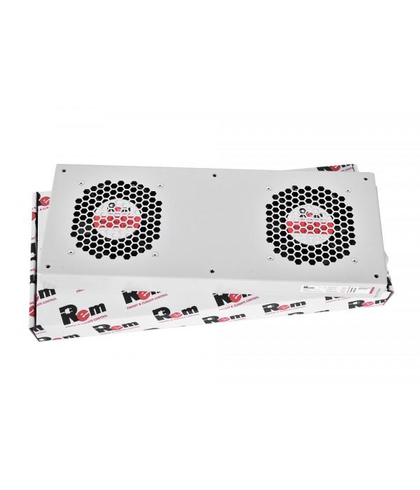 ЦМО Модуль вентиляторный, 2 вентилятора, колодка R-FAN-2J - Аксессуар для коммуникационных шкафов