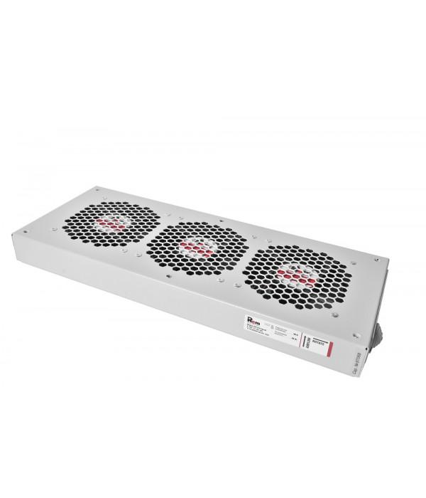 ЦМО Модуль вентиляторный, 36V-48V, 2 вентилятора, колодка R-FAN-3J-36V-48V - Аксессуар для коммуникационных шкафов