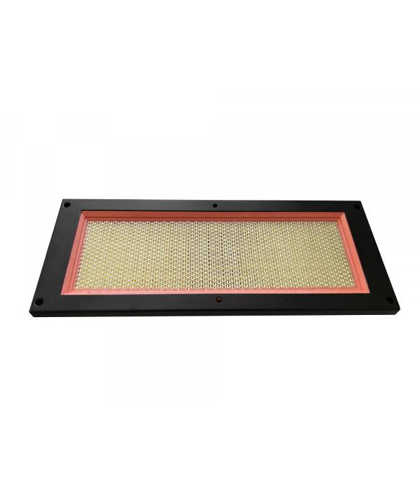 ЦМО Фильтр (170 х 425) пылезащищенный IP55 для вентиляторов R-FAN, чёрный R-FAN-F-IP55-9005 - Аксессуар для коммуникационных шкафов