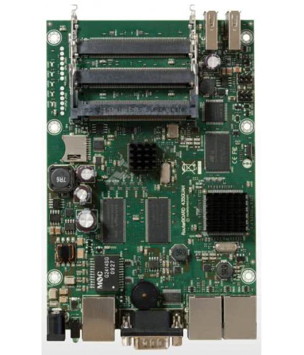 Mikrotik RouterBoard 435G - Материнские платы для маршрутизаторов