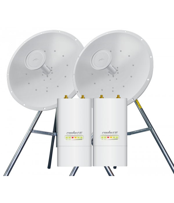 Ubiquiti AirMax Long-Range Point to Point RD2G-24-2 - Беспроводной мост