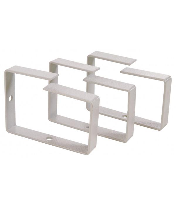 ЦМО Кабельный органайзер одинарный 90x65 мм, кольцо (СБ) - Кабельный организатор