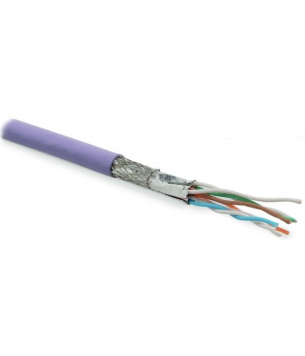 Hyperline SFTP4-C7-P26-IN-LSZH-VL-500 - LAN Кабель