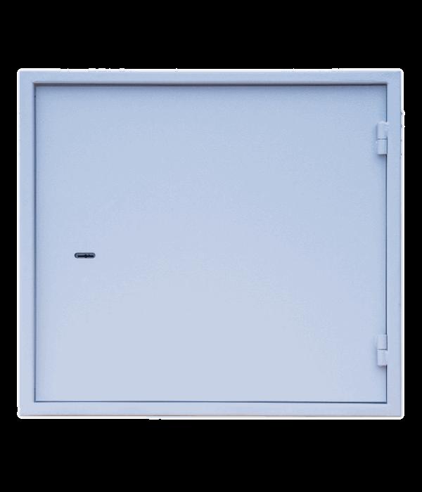Шкаф настенный антивандальный распашной SUPRLAN АР-2U-550-С - Телекоммуникационные шкафы, ящики