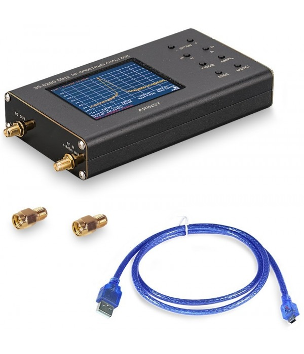Спектр анализатор Arinst SSA-TG R2 - Спектр анализатор