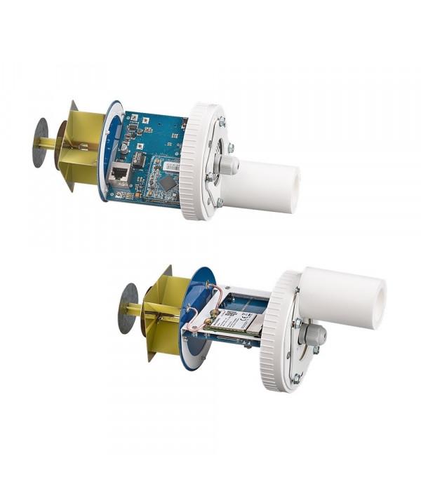 Роутер Kroks Rt-Pot eHW с m-PCI модемом Huawei ME909s, встроенный в антенну - Клиентское устройство, Маршрутизатор с 3G/4G