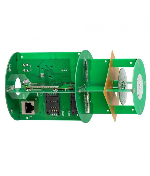 Kroks Rt-Pot DS sH с модемом Huawei E3372, встроенный в антенну - Беспроводной маршрутизатор, Маршрутизатор с 3G/4G