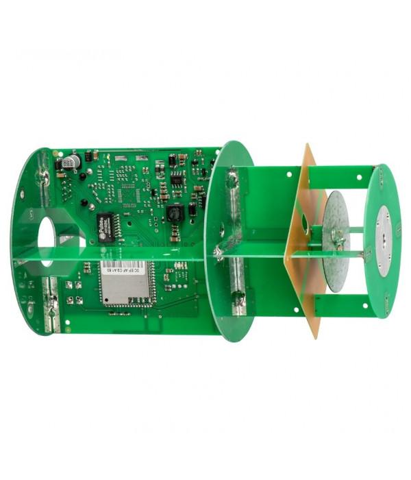 Kroks Rt-Pot RSIM DS sH WI-FI Роутер с SIM-инжектором USB модемом Huawei E3372, гермоввод RJ-45 - Беспроводной маршрутизатор, Маршрутизатор с 3G/4G