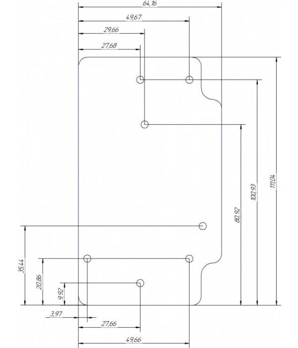 Kroks AP-P311WP-U - Беспроводной маршрутизатор, Материнские платы для маршрутизаторов