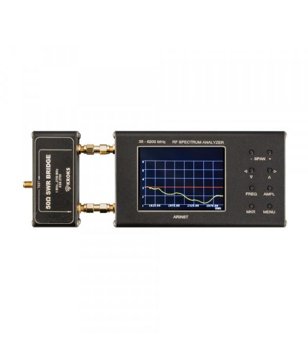 Измерительный мост коэффициента стоячей волны Arinst KSB 2700 - Спектр анализатор