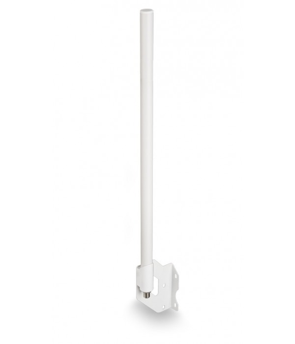 Kroks KC10-2300/2700 Всенаправленная (круговая) 10 дБ 4G/Wi-Fi антенна белая - Антенна