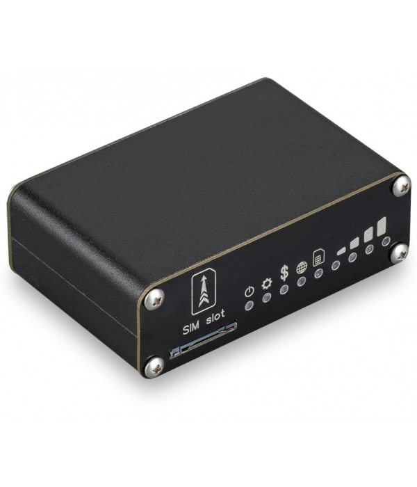 Kroks Rt-Ubx sHw RSIM Роутер с SIM-инжектором с USB модемом Huawei E3372 - Клиентское устройство, Маршрутизатор с 3G/4G