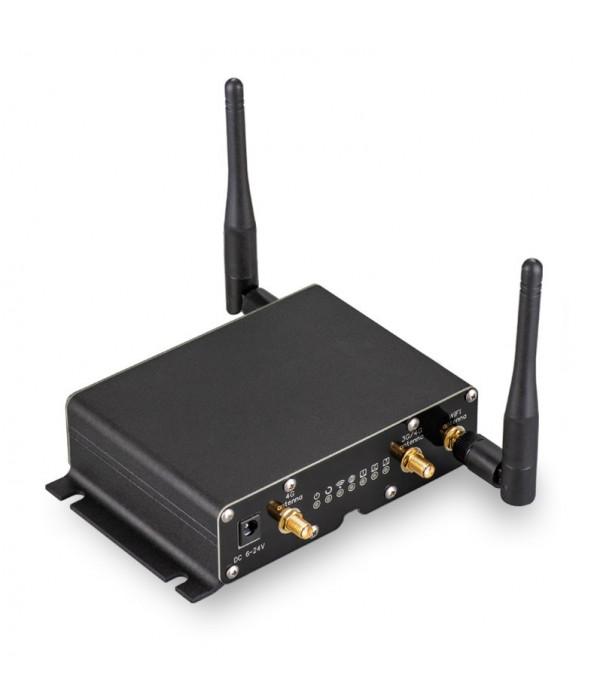Kroks Rt-Cse sH DS Роутер с двумя СИМ-картами со встроенным модемом H3372 - Маршрутизатор с 3G/4G