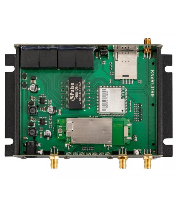 Kroks Rt-Cse4 sHW DS Роутер с двумя СИМ-картами со встроенным модемом H3372 - Маршрутизатор с 3G/4G