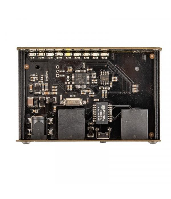 Kroks Rt-Pot RSIM DS sH с Роутер с SIM-инжектором с USB модемом Huawei E3372 - Беспроводной маршрутизатор, Маршрутизатор с 3G/4G