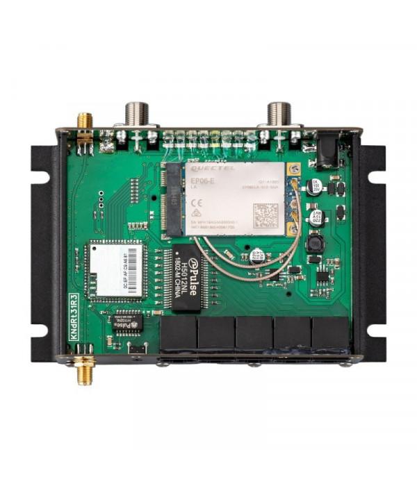 Роутер Kroks Rt-Cse eQ-EP со встроенным LTE-A (cat.6) m-PCI модемом Quectel EP06-E - Маршрутизатор с 3G/4G