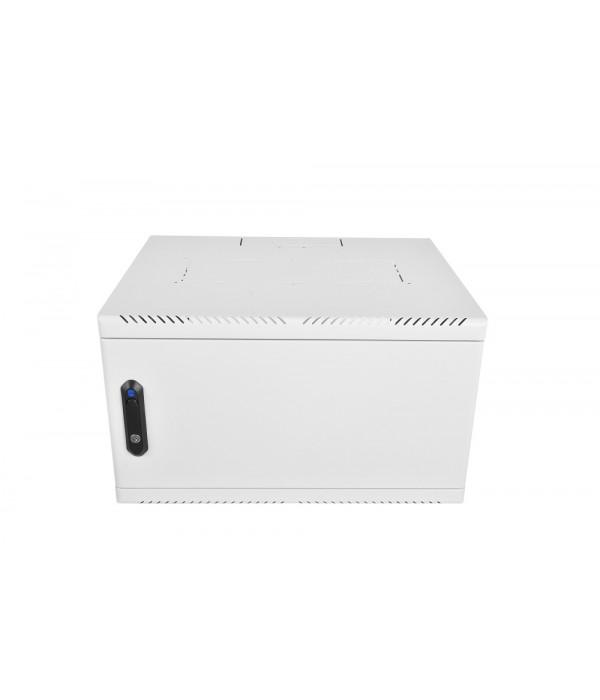 Шкаф телекоммуникационный настенный 12U (600 × 480) дверь металл - Телекоммуникационные шкафы, ящики