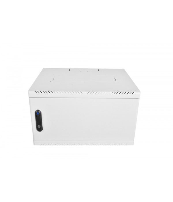ЦМО! Шкаф телеком. настенный 6U (600х480) дверь металл (ШРН-6.480.1) (1 коробка) - Телекоммуникационные шкафы, ящики