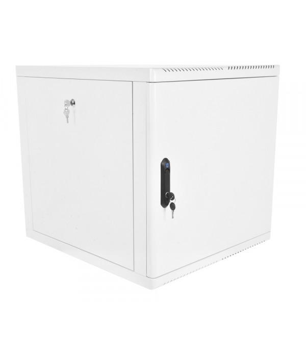 ЦМО! Шкаф телеком. настенный разборный 9U (600х520), съемные стенки, дверь металл (ШРН-М-9.500.1)(1 коробка) - Телекоммуникационные шкафы, ящики