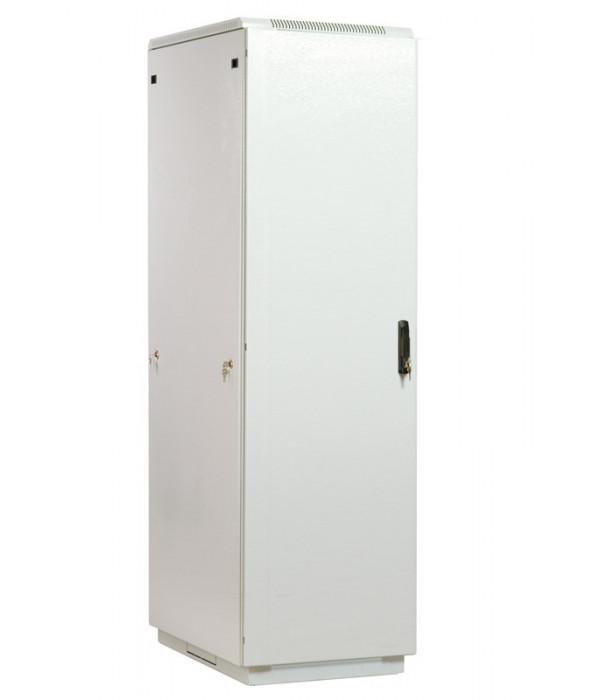 ЦМО! Шкаф телеком. напольный 42U (600x1000) дверь металл (ШТК-М-42.6.10-3AAA) (3 коробки) - Телекоммуникационные шкафы, ящики