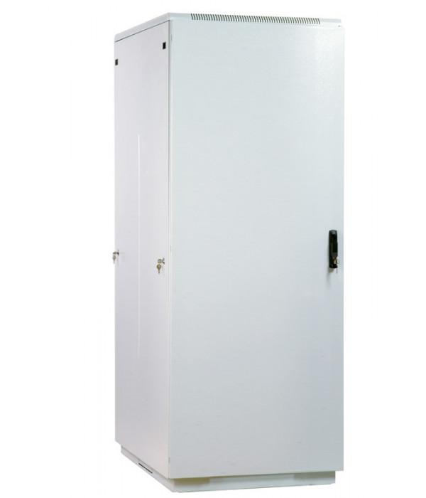 ЦМО! Шкаф телеком. напольный 42U (800х1000) дверь металл  (ШТК-М-42.8.10-3ААА) - Телекоммуникационные шкафы, ящики