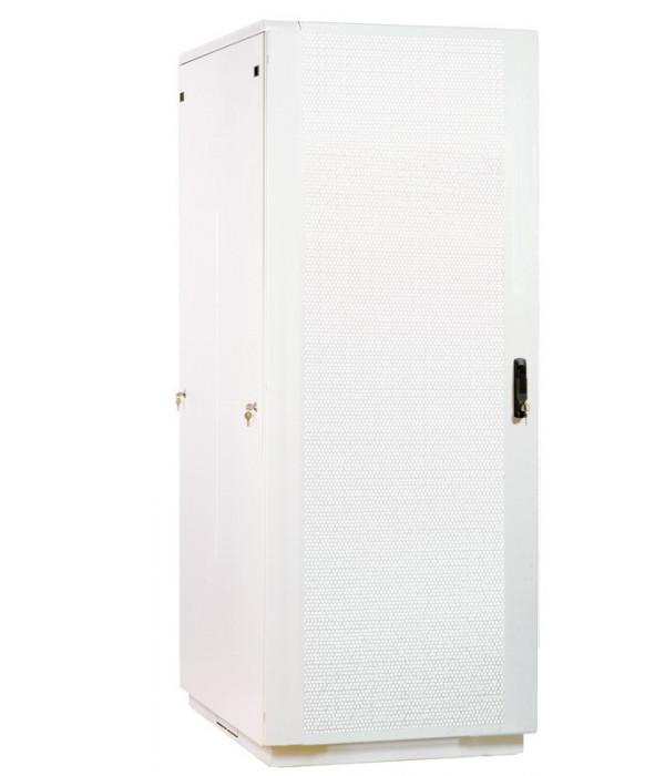 ЦМО! Шкаф телеком. напольный 47U (800х1000) дверь перфорированная 2 шт.(ШТК-М-47.8.10-44АА) (3 коробки) - Телекоммуникационные шкафы, ящики