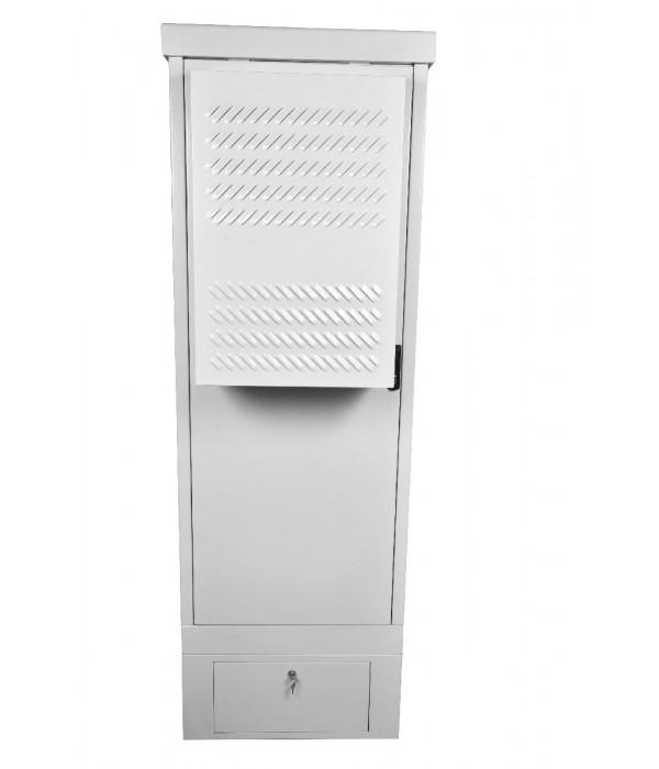 ЦМО! Шкаф уличный всепогодный напольный укомплектованный 24U (Ш700хГ600), комплектация ТК-IP54 (ШТВ-1-24.7.6-К3АА-ТК) - Телекоммуникационные шкафы, ящики