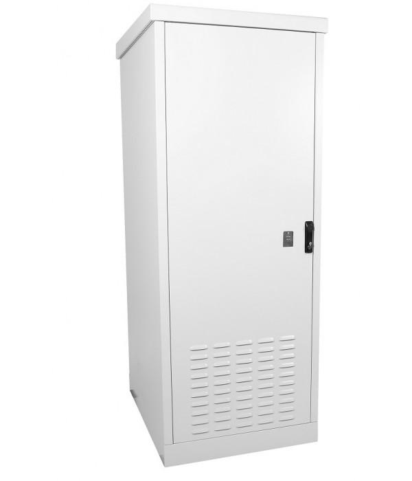 ЦМО! Шкаф уличный всепогодный напольный 24U (Ш700хГ900), две двери (ШТВ-1-24.7.9-43АА) - Телекоммуникационные шкафы, ящики