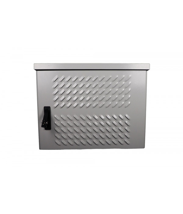 ЦМО Шкаф уличный всепогодный настенный укомплектованный 18U (Ш600хГ500), комплектация T1-IP54 (ШТВ-Н-18.6.5-4ААА-Т1) - Телекоммуникационные шкафы, ящики