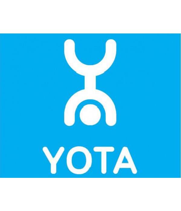 СИМ карта YOTA -