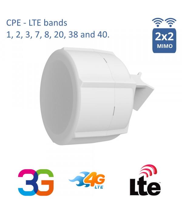 MikroTik SXT LTE kit - Клиентское устройство, Маршрутизатор с 3G/4G