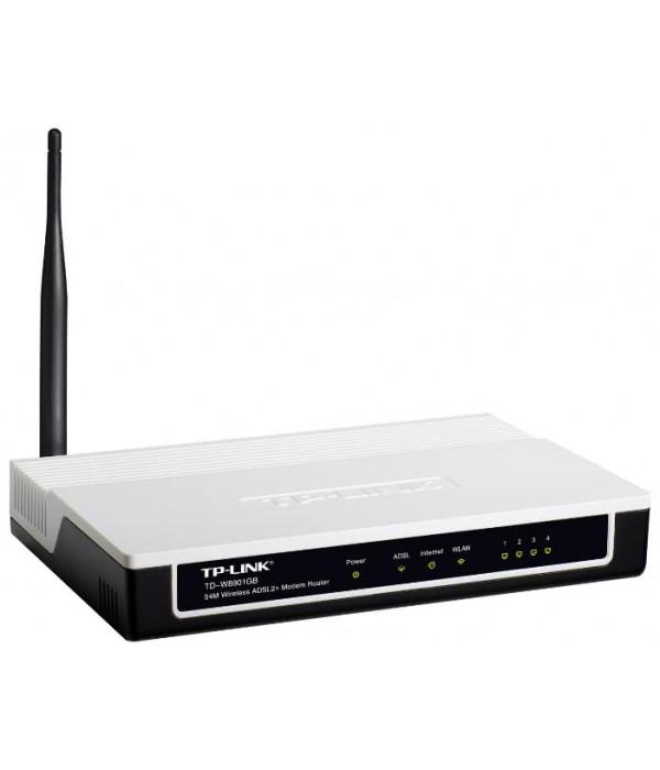 Tp-Link TD-W8901GB - Беспроводной маршрутизатор